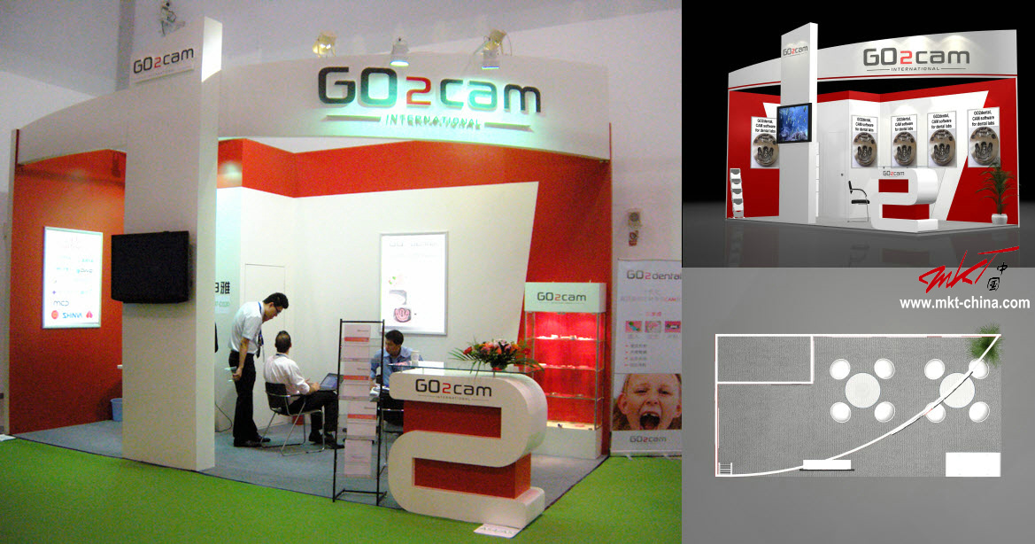 booth design and construction