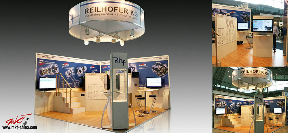 Exhibition Booth Requirements : Booth design